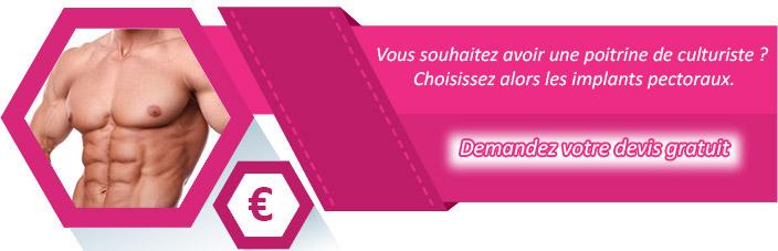 devis implants pectoraux tunisie