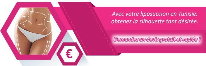 devis liposuccion Tunisie