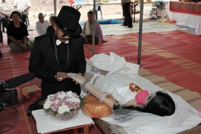 mariage fantôme chinois