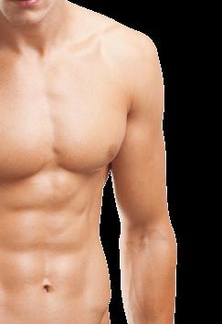 La chirurgie pour hommes